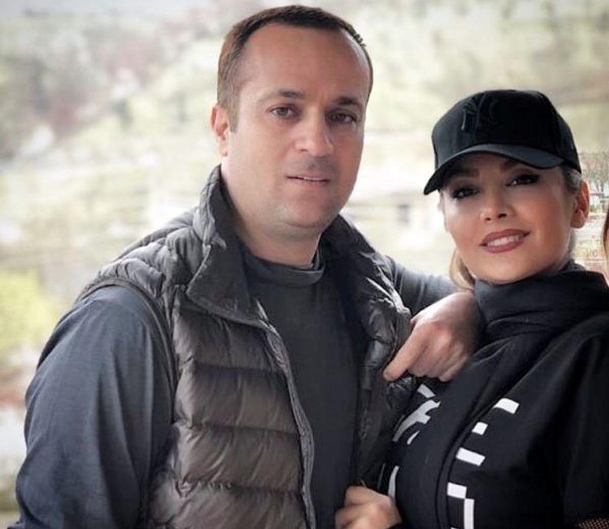 گردش لاکچری احمد مهرانفر و همسرش در خارج از کشور +تصاویر لورفته
