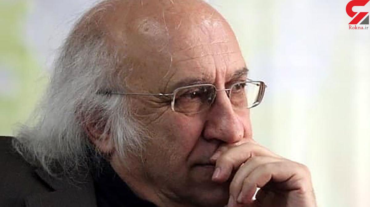 استاد عسگر خانی دانشگاه تهران درگذشت +علت فوت
