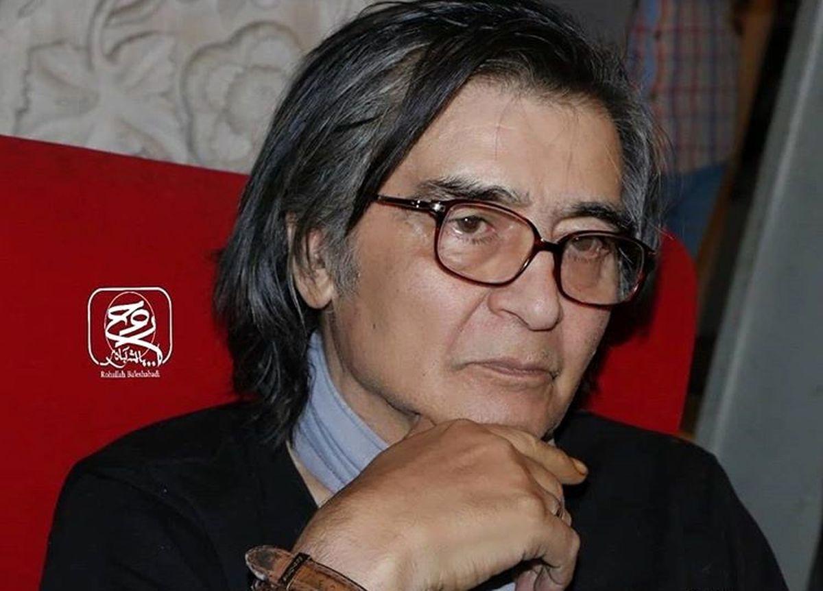 رضا رویگری از احوال این روزهایش گفت | عکس جدید