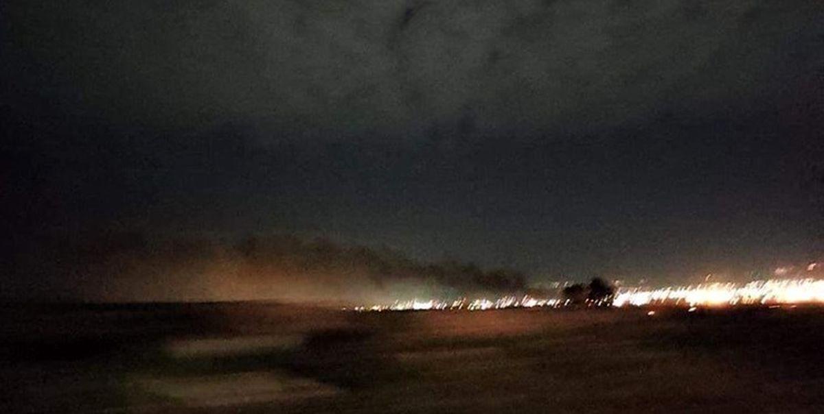 شنیده شدن صدای انفجار در عراق