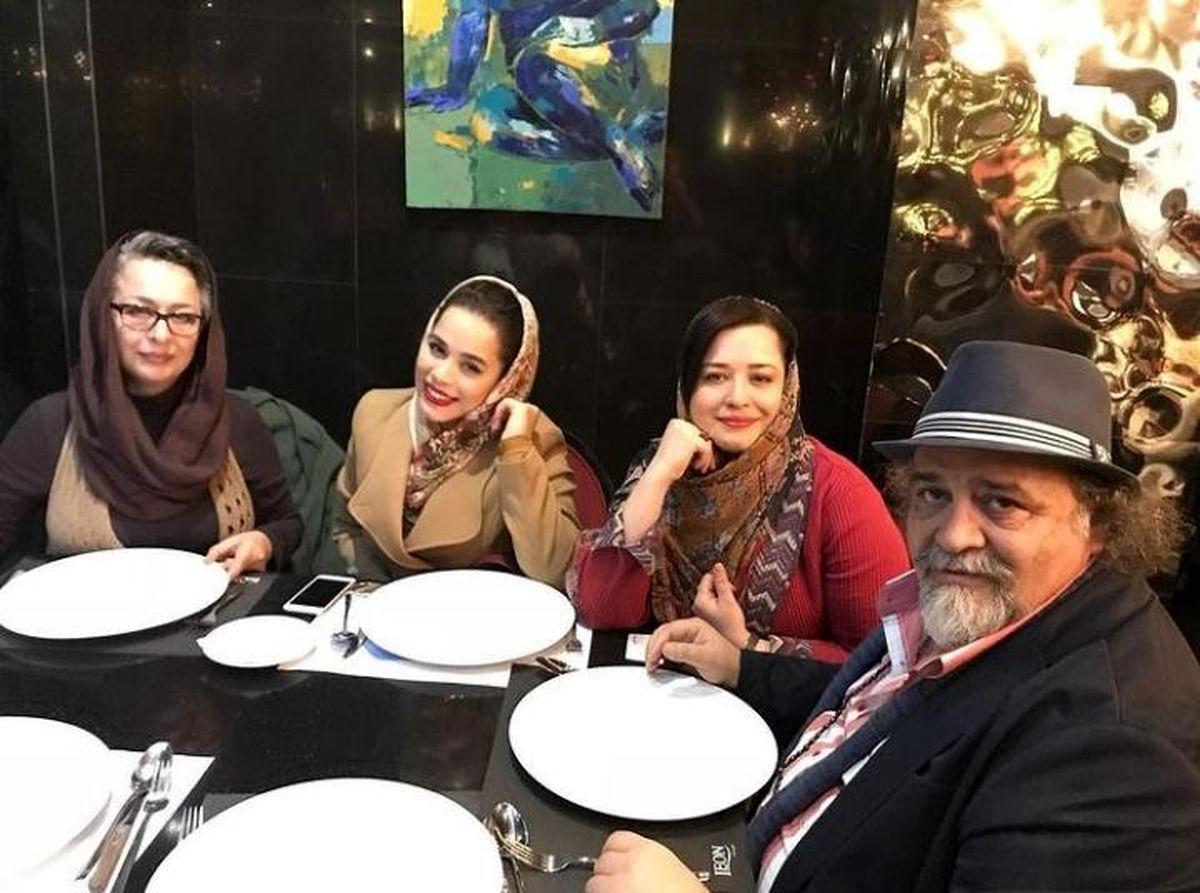 راز طلاق محمدرضا شریفی نیا و آزیتا حاجیان فاش شد +تصاویر دیده نشده