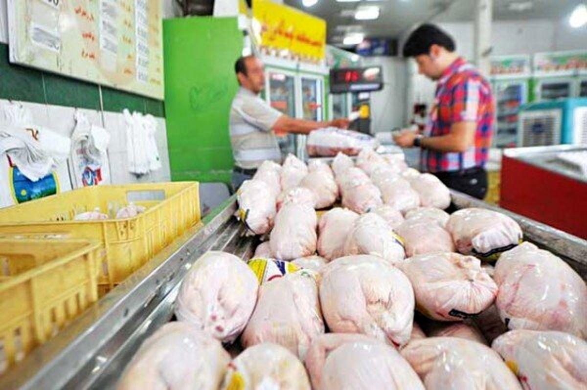 قیمت مرغ در اخرین روز بهار چقدر شد؟