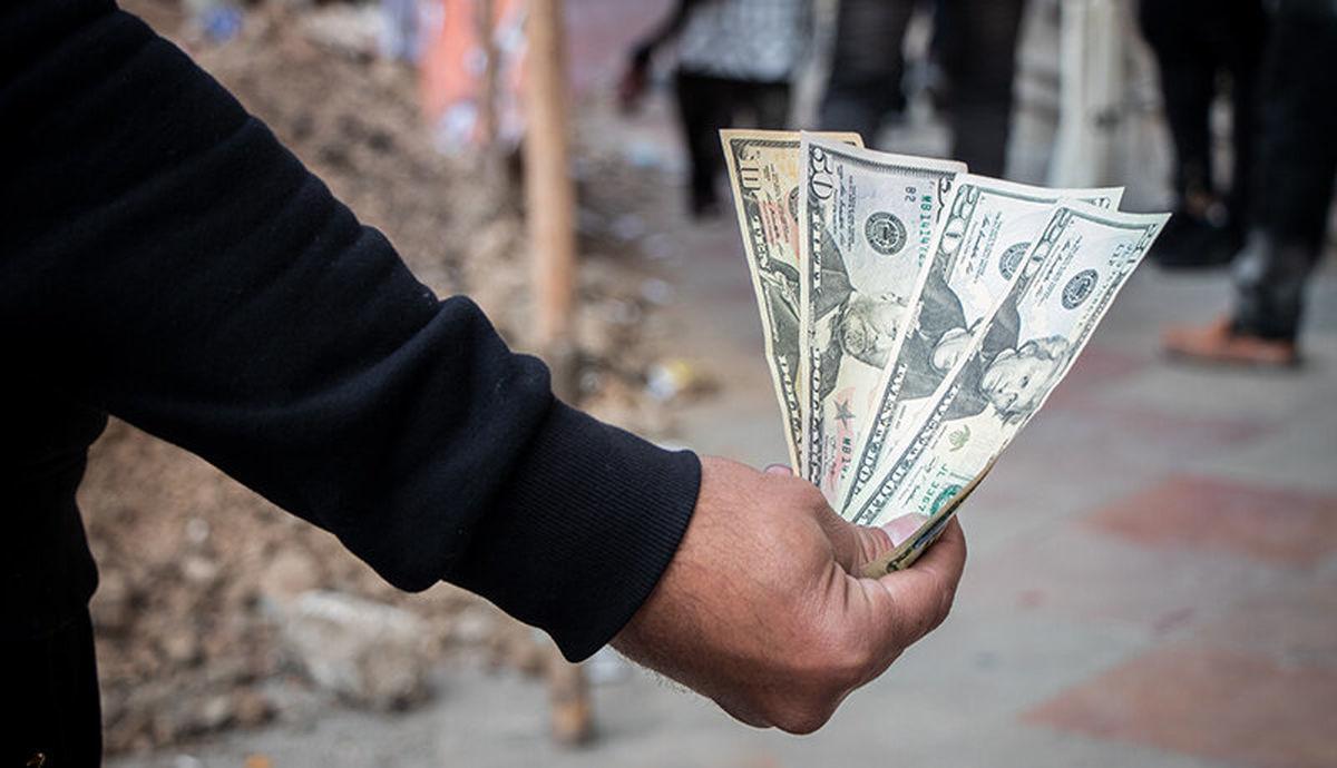 قیمت دلار امروز 3 مهر 1400 چقدر شد؟