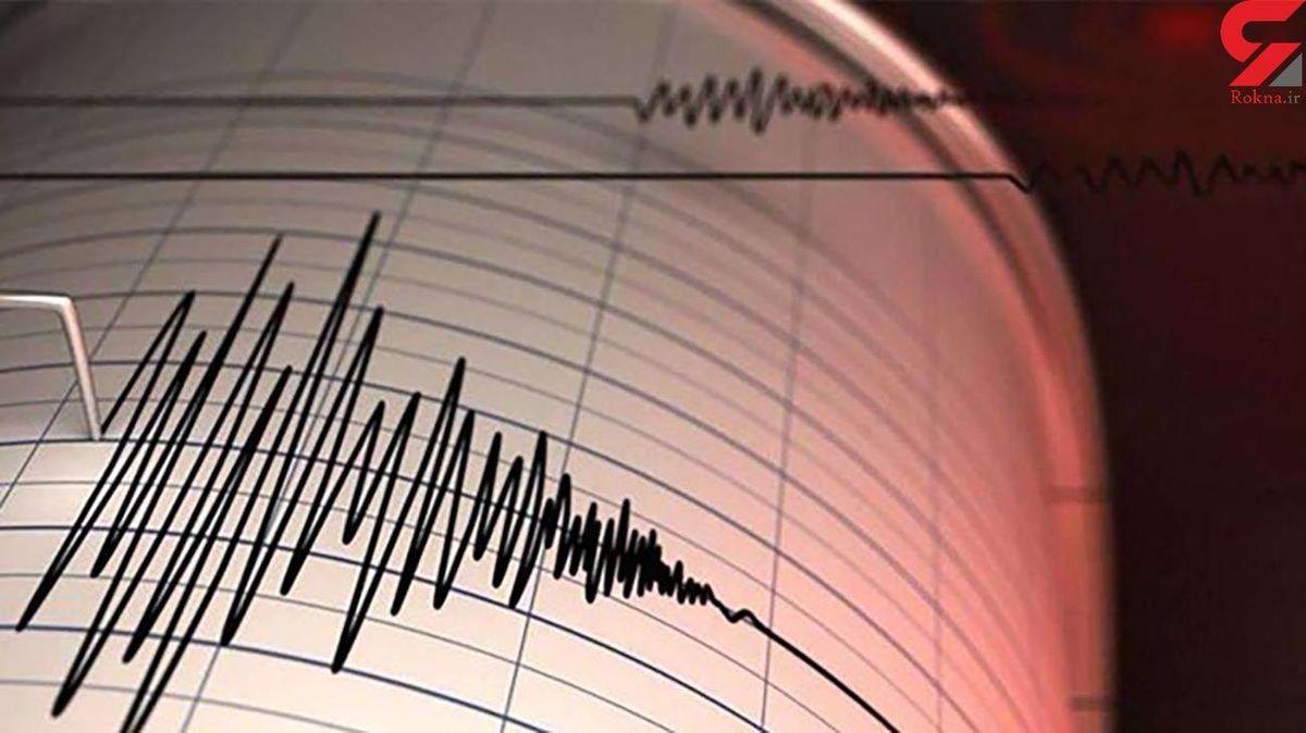 دومین زلزله در هرمزگان صبح امروز +جزئیات ریشتر بالا