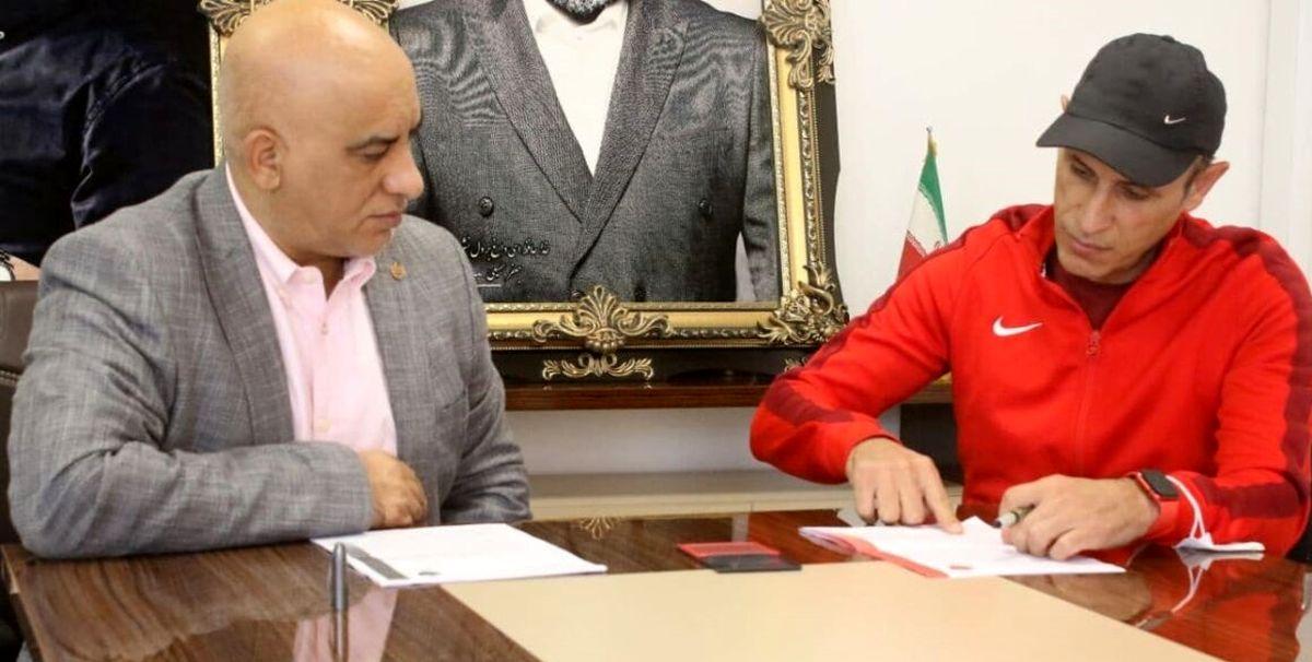 رقم قرارداد یحیی گل محمدی با پرسپولیس لو رفت!