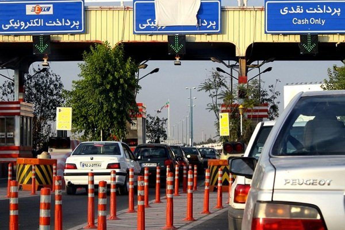 دستگیری یک تروریست در عوارضی تهران