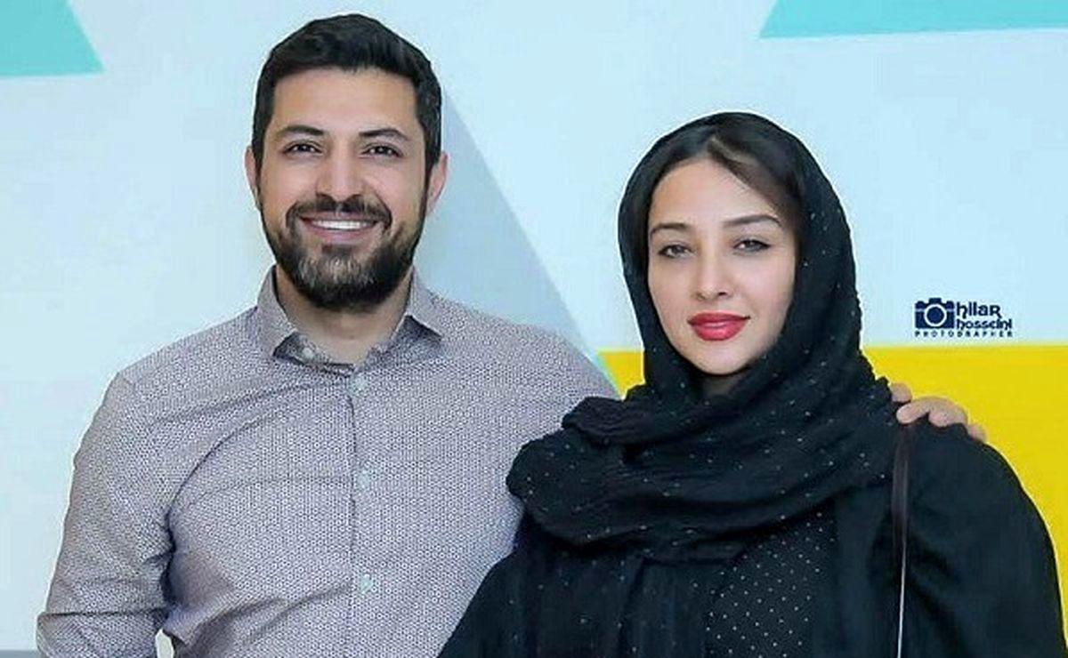 اشکان خطیبی برای همسرش مدل شد! +تصاویر دیده نشده