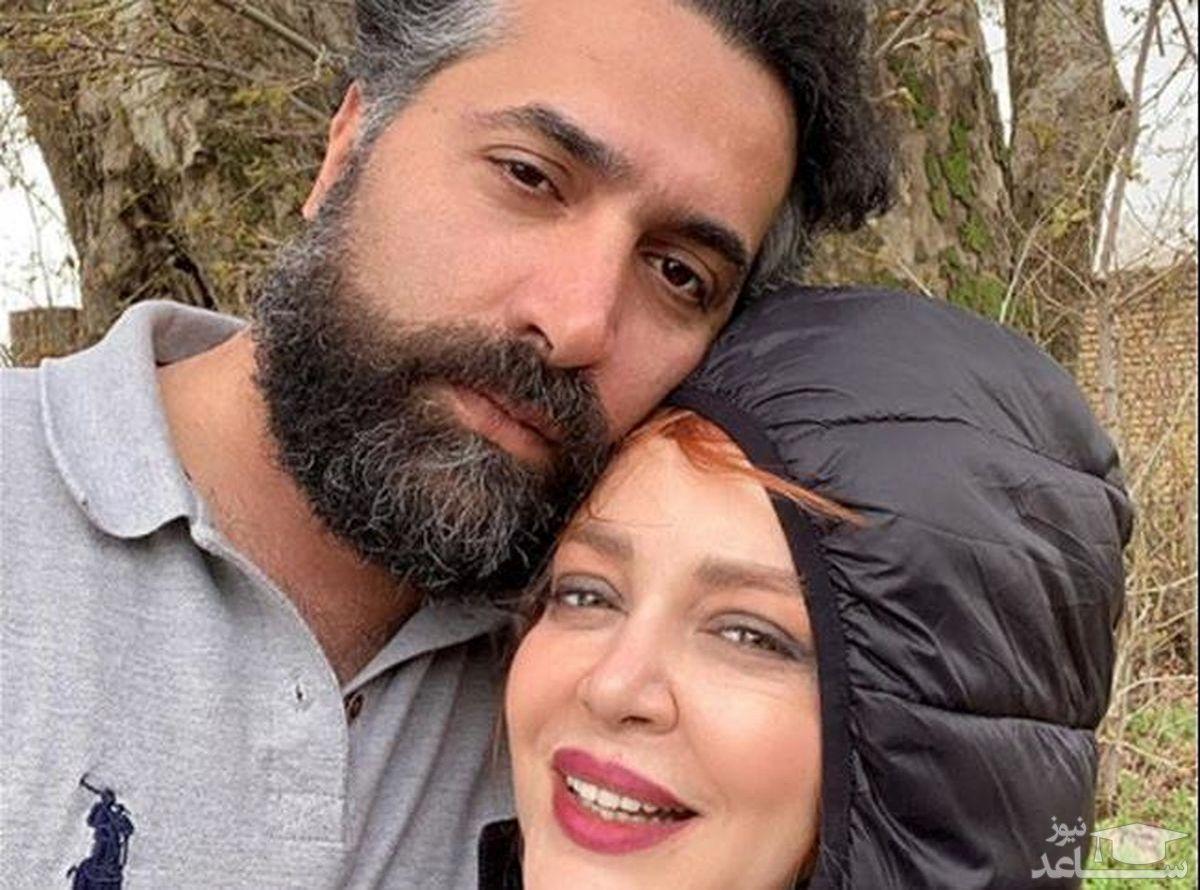 بهاره رهنما در زعفرانیه برج خرید! +فیلم لورفته
