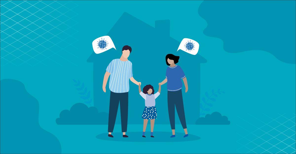 علائم جدید کرونا در کودکان را بشناسید +توضیحات جدید