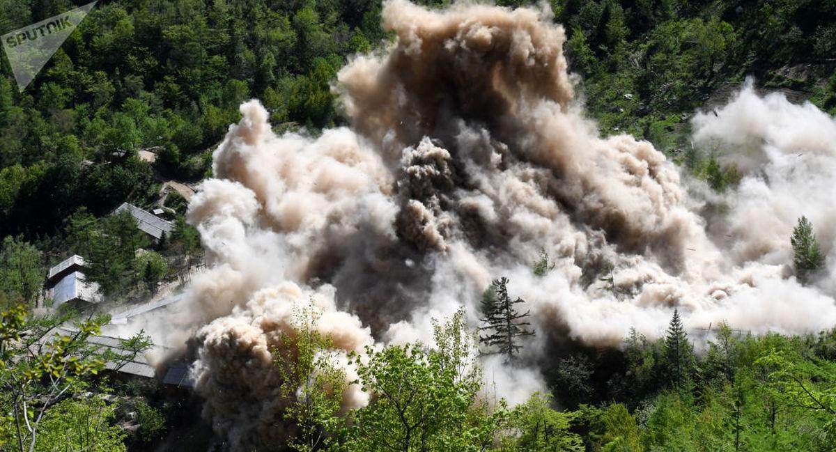 انفجار وحشتناک در گیلاوند | خط لوله منفجر شد