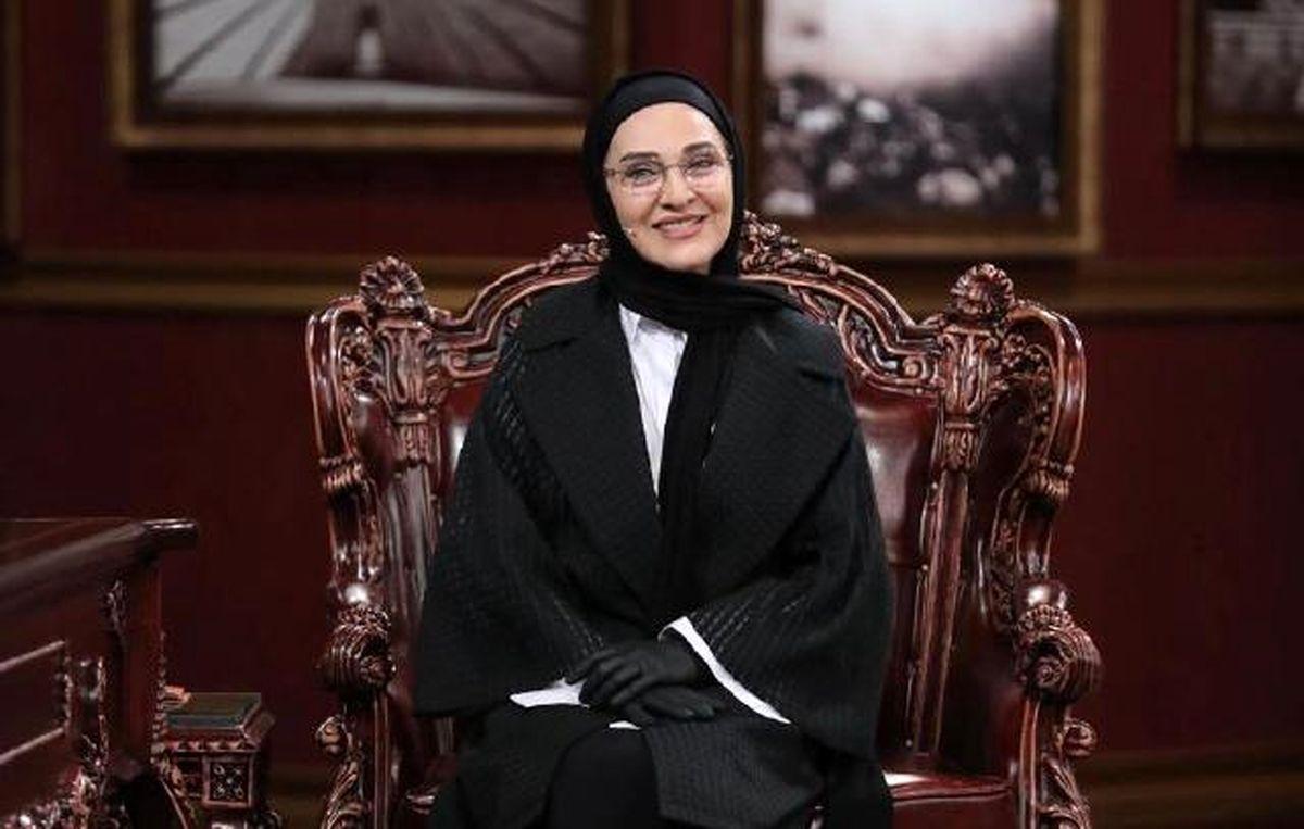 عکس رویا نونهالی در نقش لعیا در سریال ملکه گدایان