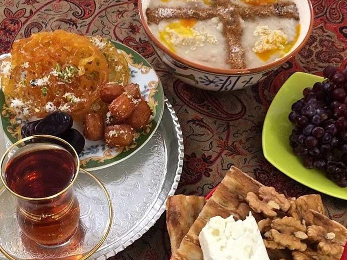 برنامه غذایی مناسب روزه داران؛ چه غذاهایی برای افطار و سحر مناسب است؟