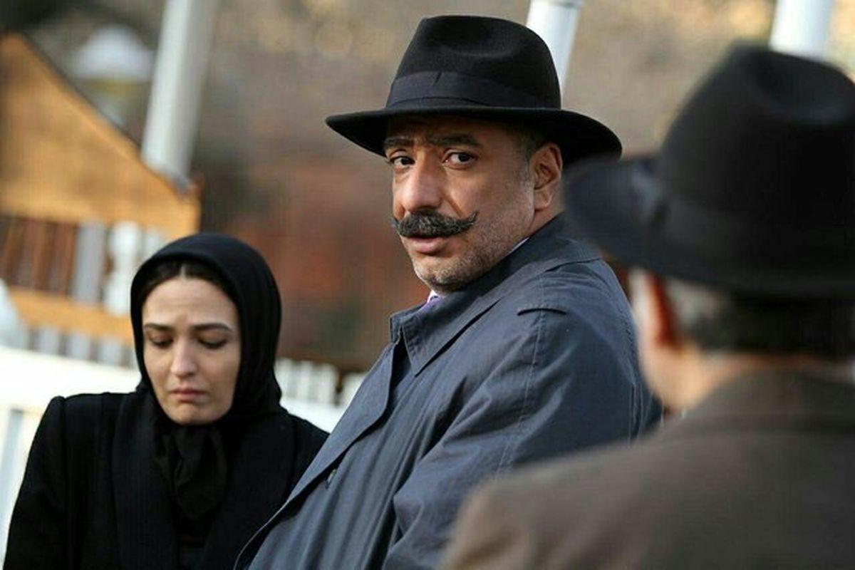 امیر جعفری بازیگر معروف از خواهرش رونمایی کرد