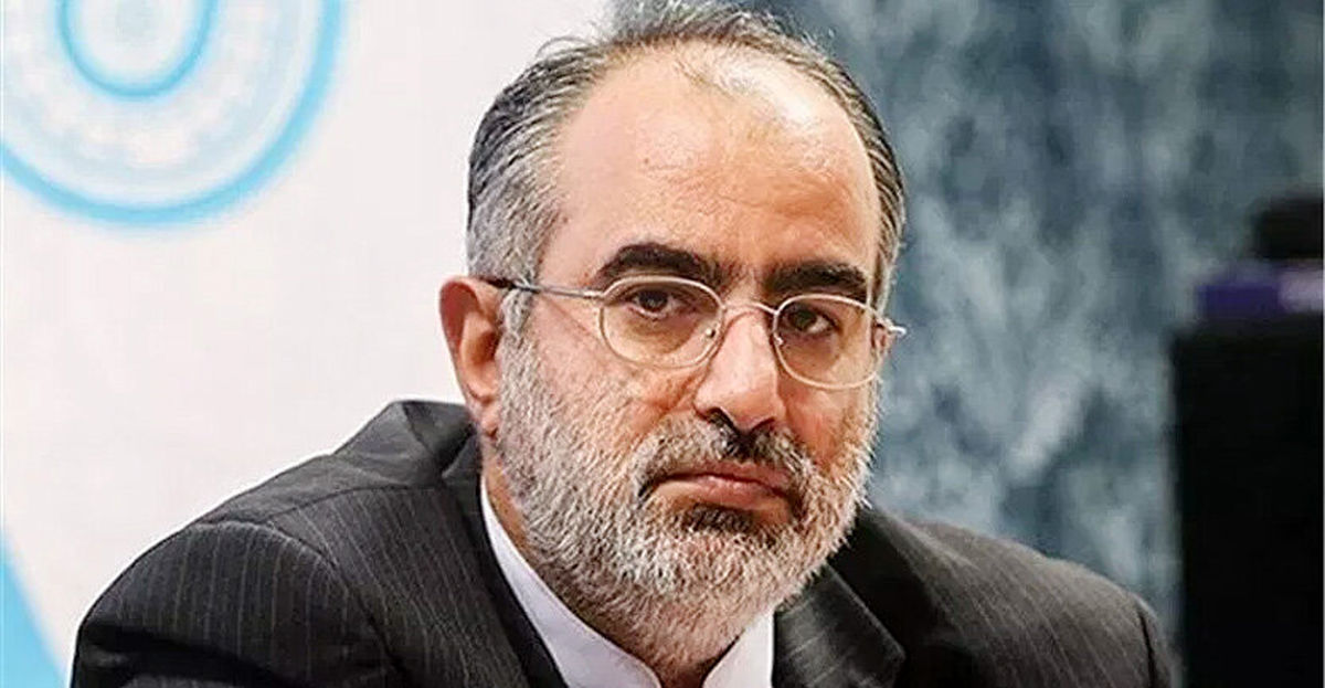 حسام الدین آشنا مشاور روحانی مجرم هست؟