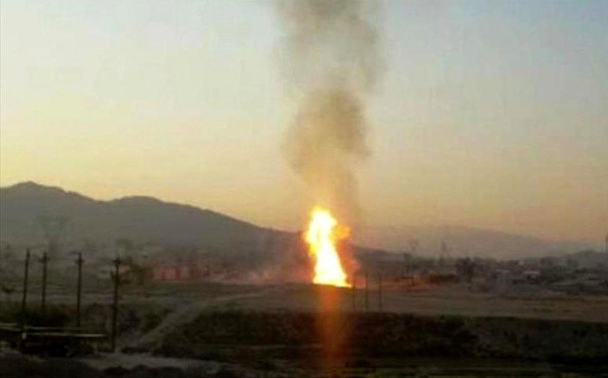 انفجار در هورالعظیم   فاجعه جدید در خوزستان