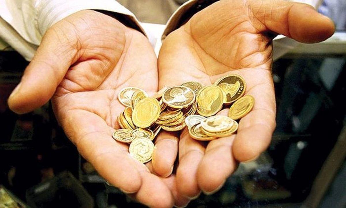 قیمت سکه در بازار کاهش یافت/ قیمت سکه تمام بهار چقدر شد؟