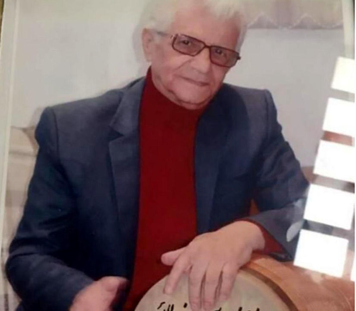 فوری / موسیقی دان معروف ایرانی در گذشت