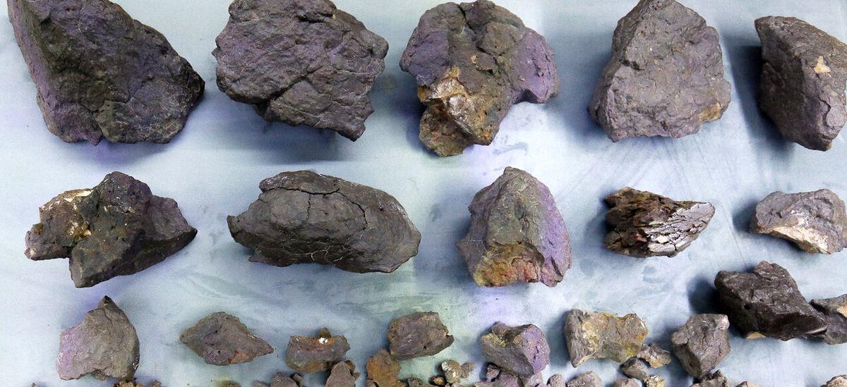 شهاب سنگ کیلویی 2 میلیارد | خرید و فروش آنلاین شهاب سنگ در ایران