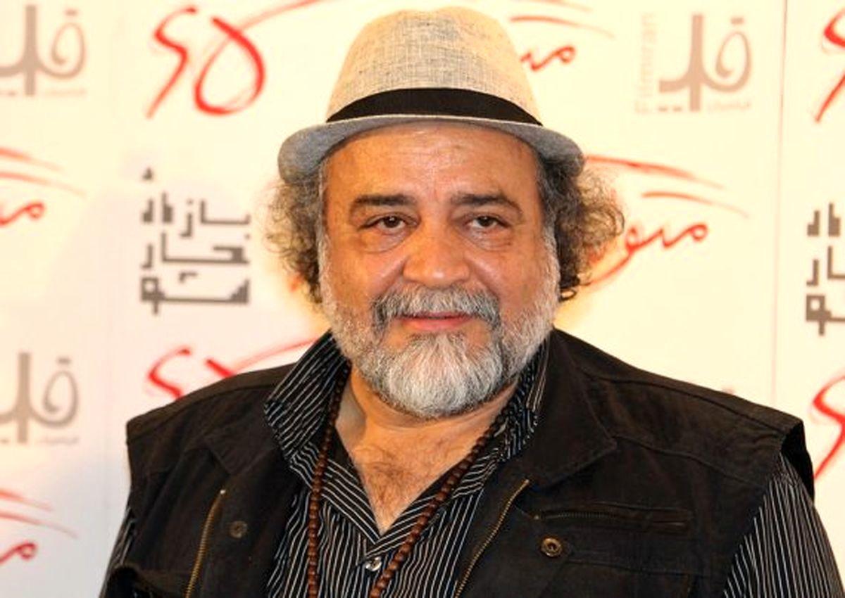 چهره جدید محمدرضا شریفی نیا در فضای مجازی