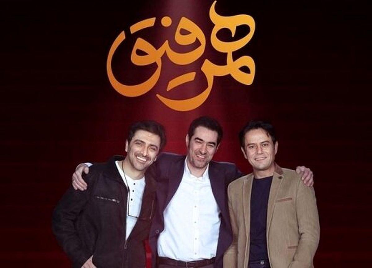 واکنش شهاب حسینی به شباهت جانی دپ به رحیم نوروزی