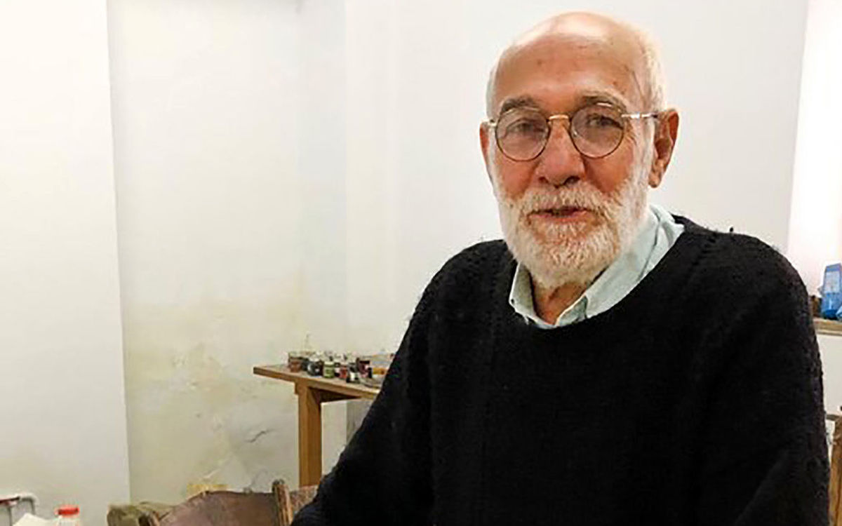 ایران عزادار شد   علی گلستانه از دنیا رفت