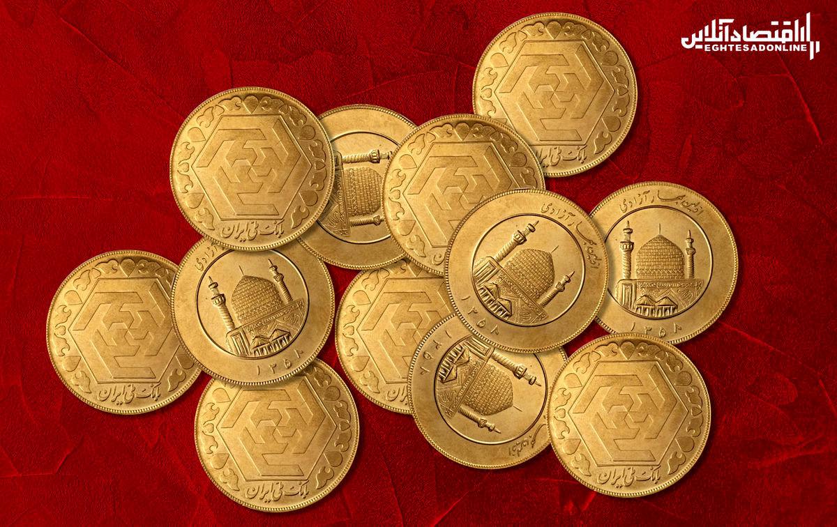قیمت سکه در دو راهی جدید؛ پیش بینی بازار سکه از دلار اول مهر