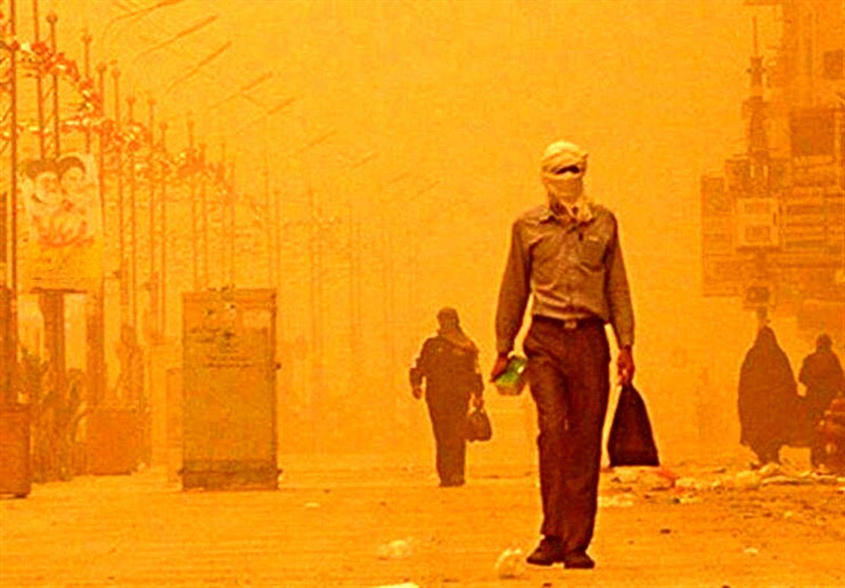 هشدار جدید هواشناسی؛ خیزش گرد و خاک در 8 استان