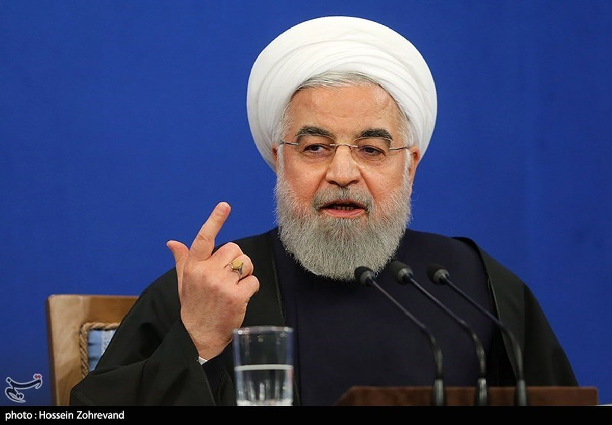 تبریک روحانی به رئیس جمهور جدید