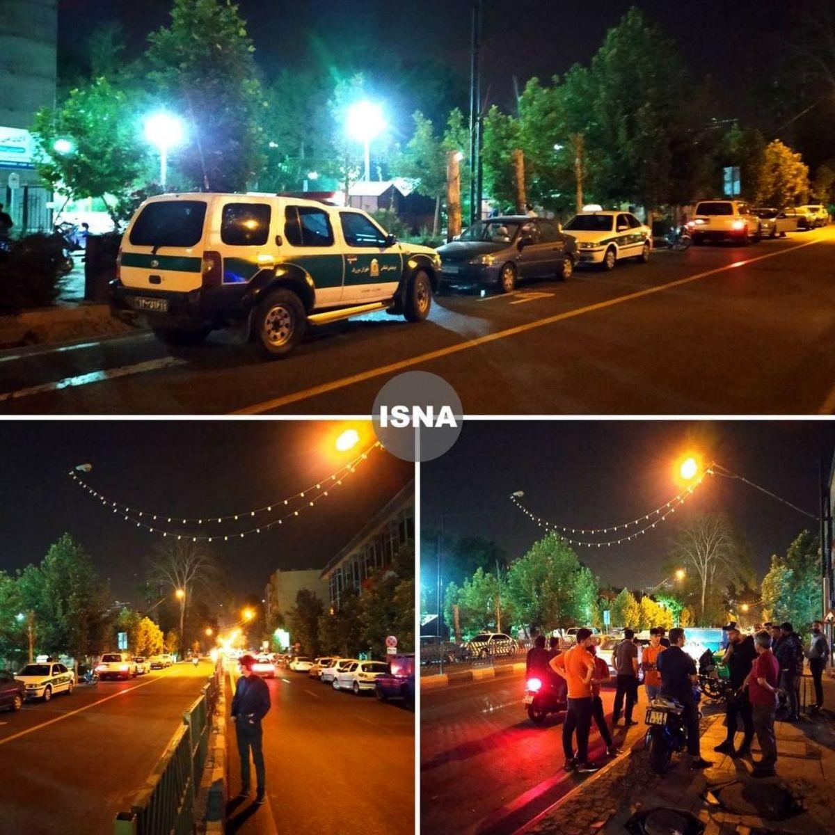 جزئیات انفجار در تهران بررسی شد