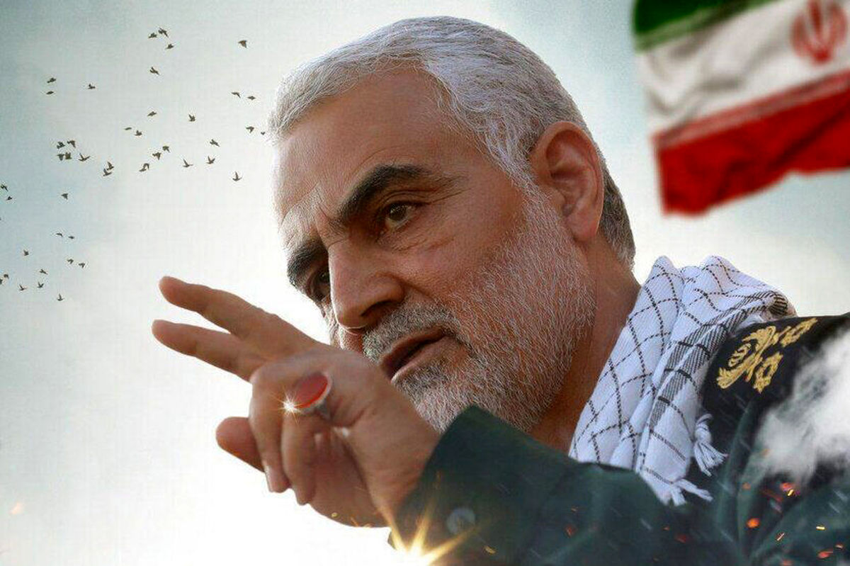 انتشار ادعاهای جدید از عملیات ترور شهید سلیمانی