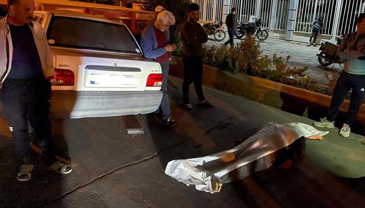 شب خونین در گلپایگان + فیلم و عکس جنازه 2 جوان