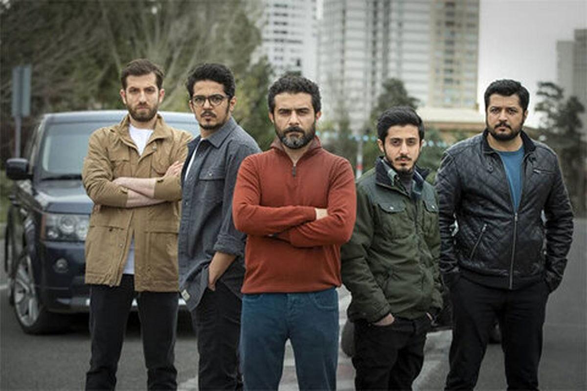 بازیگر ارمنی سریال گاندو سکانس آخر را لوداد | فیلم