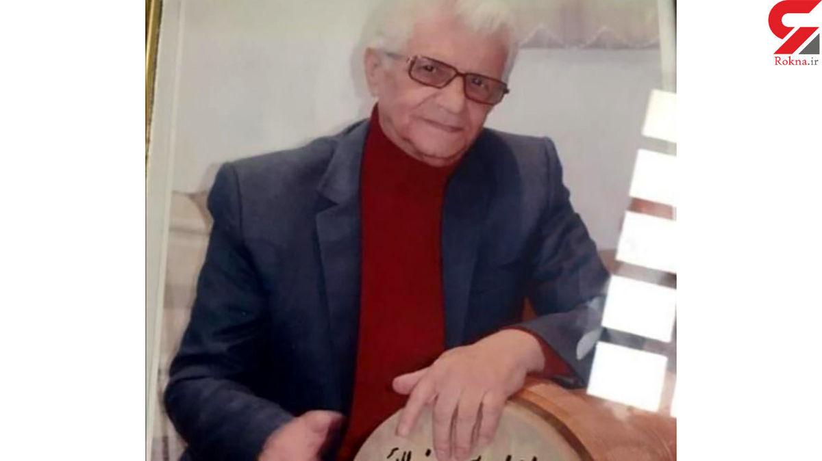 منوچهر مولایی مرد موسیقی ایران درگذشت؛ علت مرگ اعلام شد