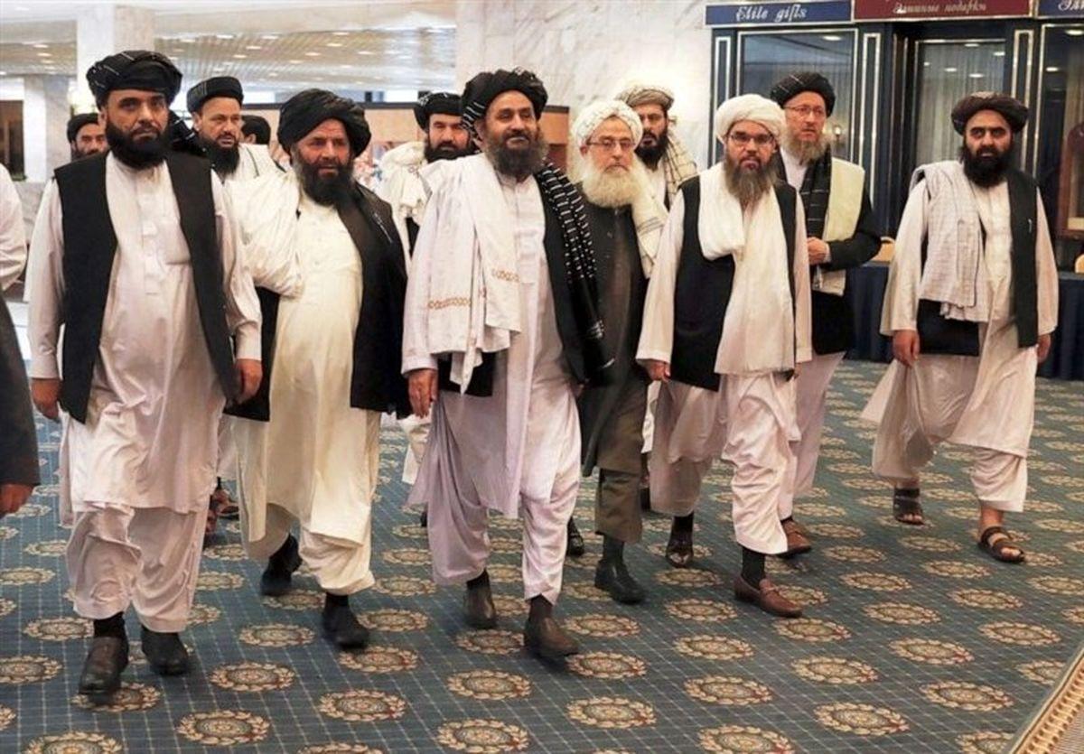 هجوم افغان ها به مرزها برای فرار از دست طالبان