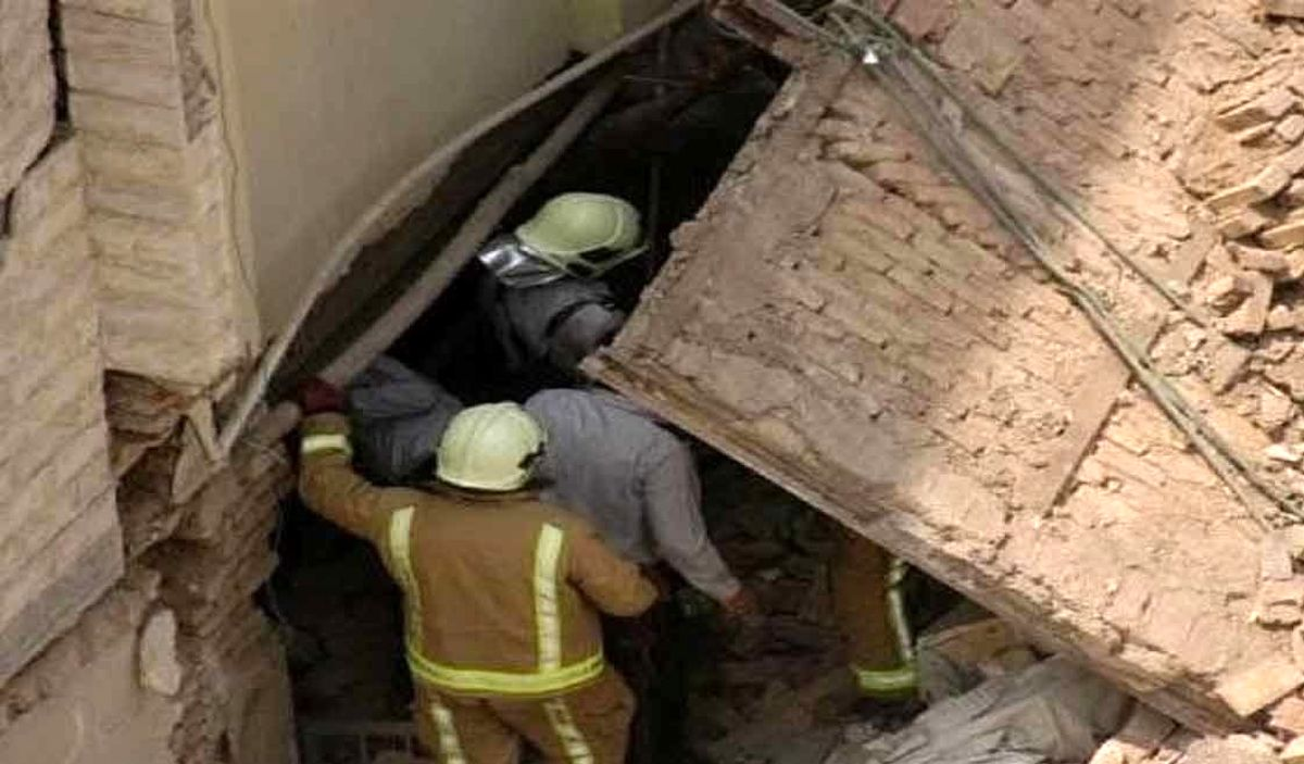 اتفاق وحشتناک در ساری/2 کارگر زنده زنده دفن شدند!