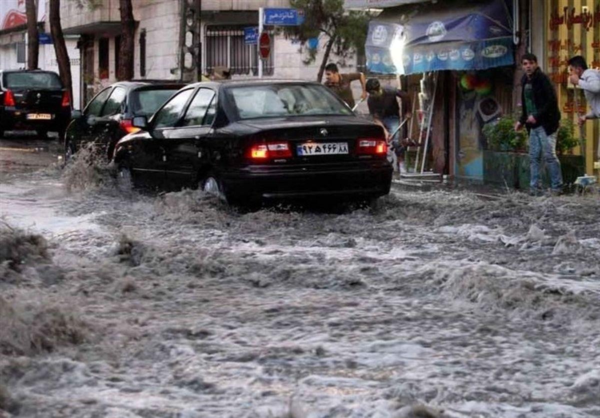 پیش بینی هواشناسی | این شهرها بارانی می شوند