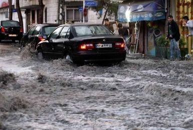 هشدار هواشناسی نسبت به تشدید بارش در 8 استان