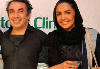 ماجرای طلاق سیامک انصاری از همسرش +تصاویر دونفره
