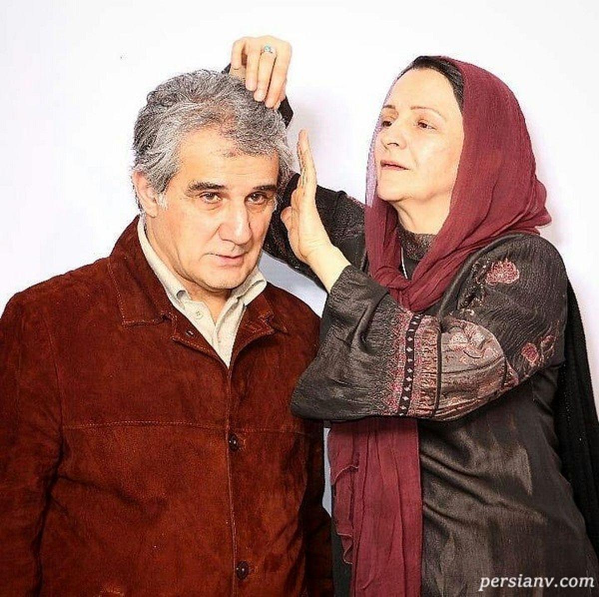 ازدواج مجدد مهدی هاشمی که دخترش تکذیب و خود تایید کرد!