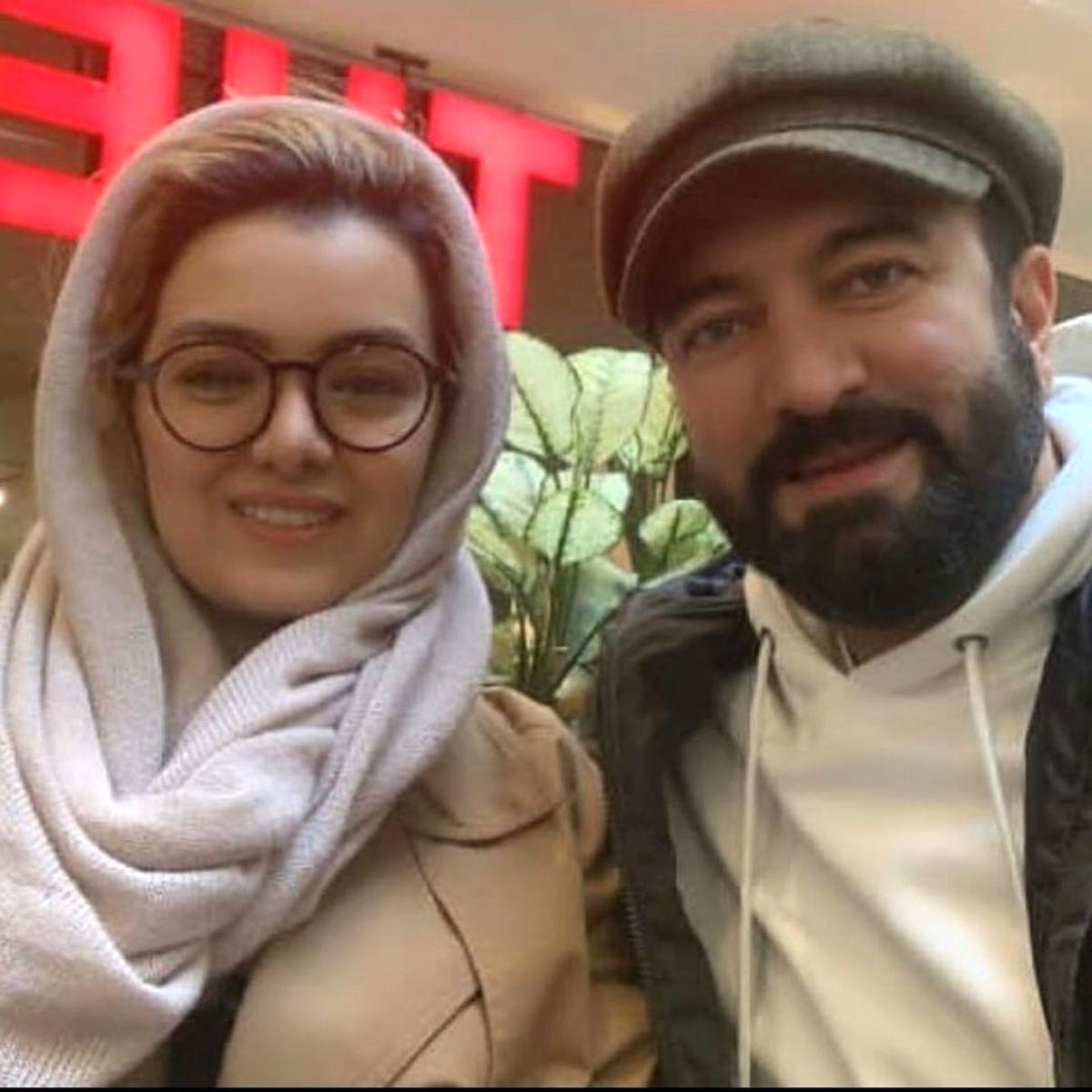 بیوگرافی و عکس های جدید مجید صالحی و همسرش