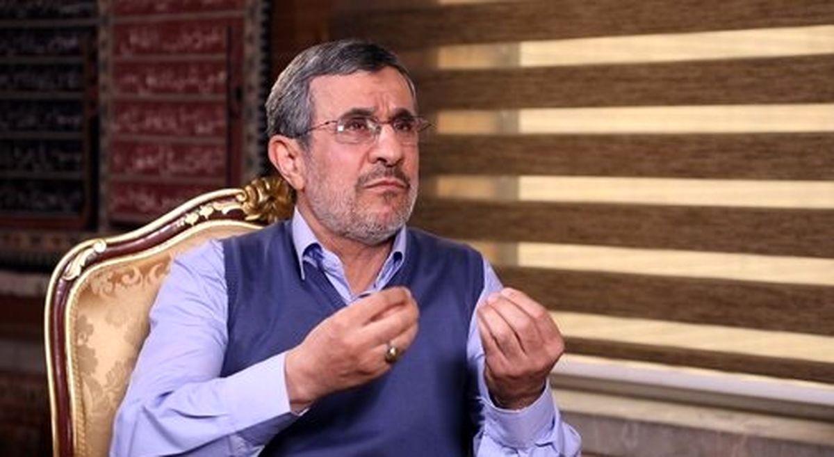 پای محمود احمدی نژاد به سریال تلویزیون باز شد