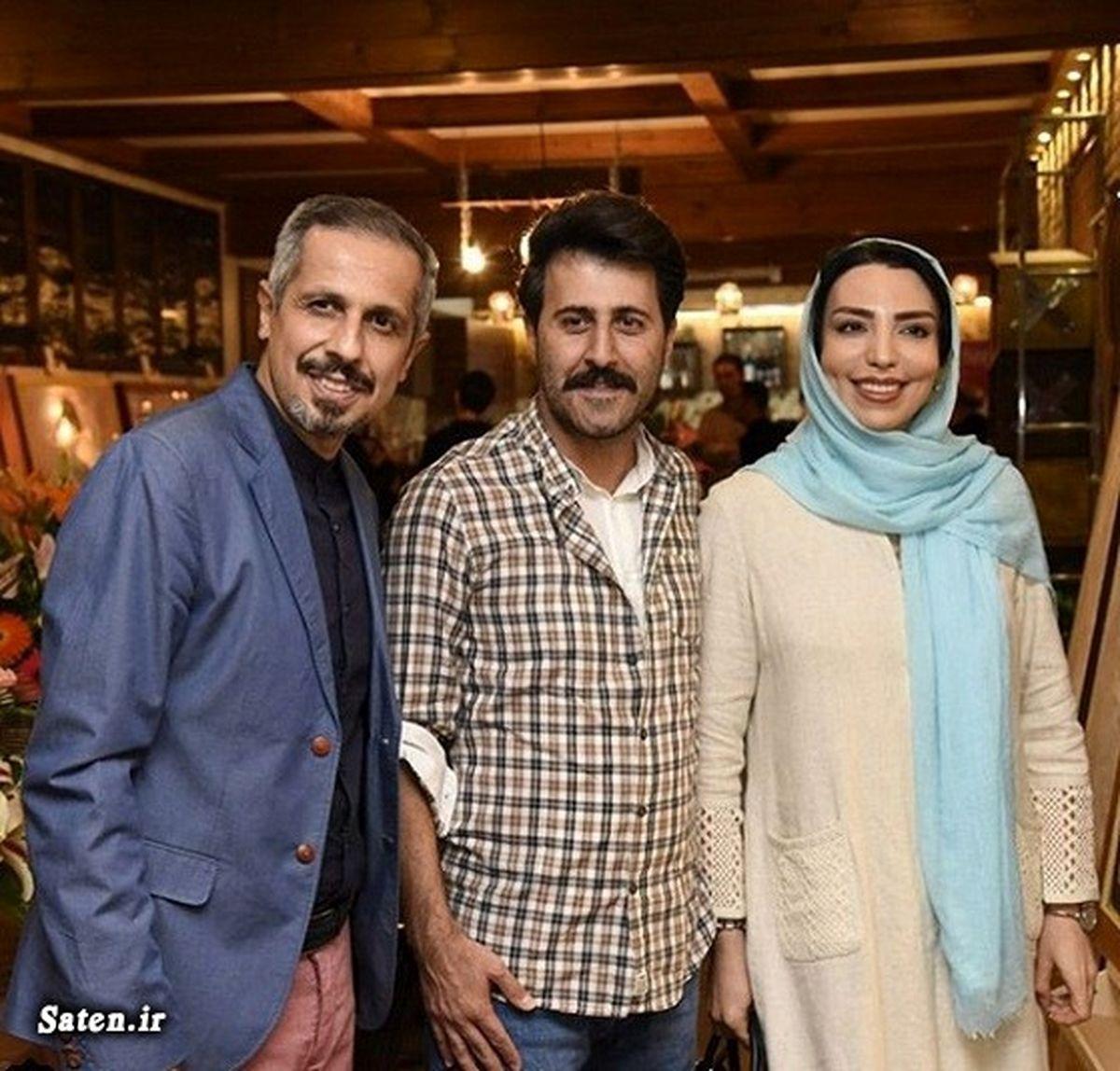 تصاویر لورفته از دورهمی بازیگران در کافه جواد رضویان +عکس